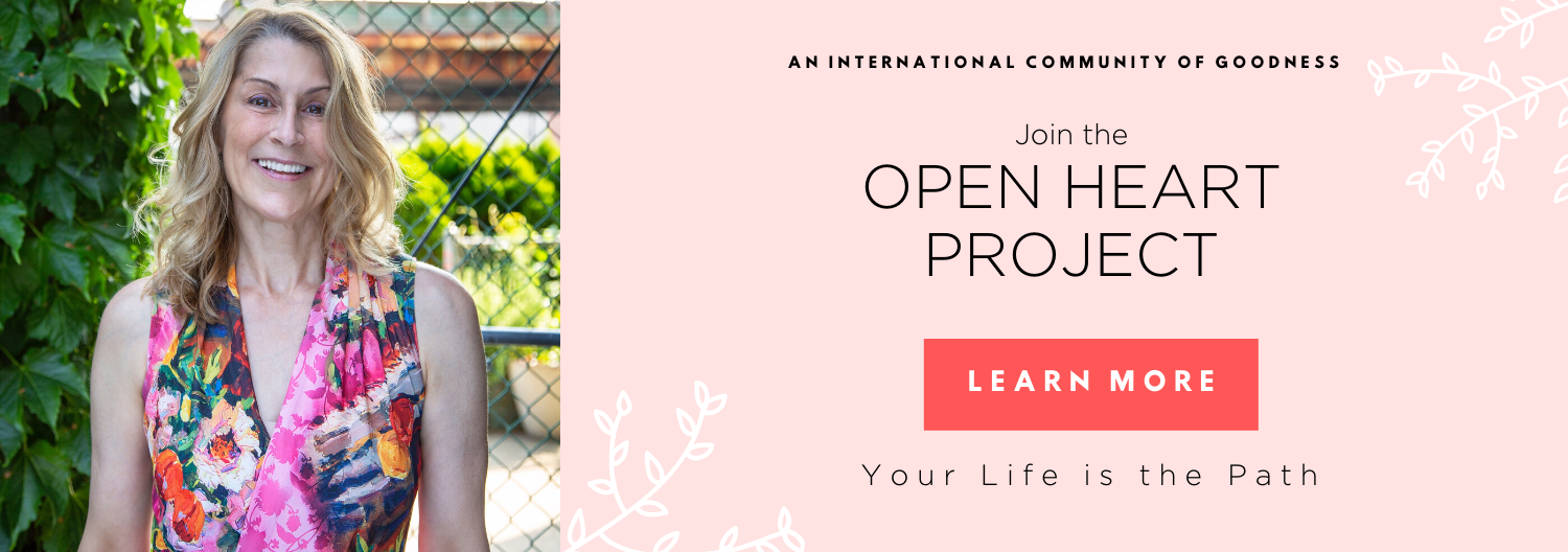 Join the Open Heart Project – An International Community of Goodness